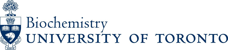 University of Toronto, Department of Biochemistry